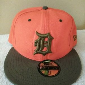 Mitchell and Ness, Detroit Tigers fitted cap